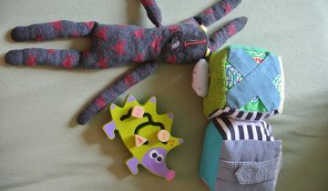 Sensory Toys: DIY Soft Sensory Blocks for Babies