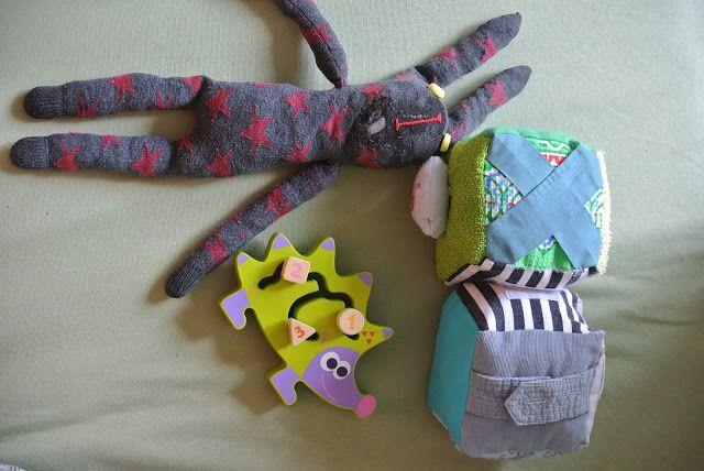 sensory toys soft blocks for baby