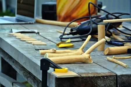 woodworking making wooden hooks from scratch