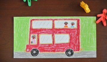 Easy Decor: Car Drawings For Kids Room
