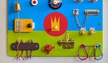 Princess Busyboard – a Cute Busy Board for Maya