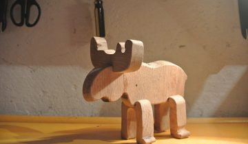 How To Make A Wooden Montessori Toy: A-Moose Yourself!