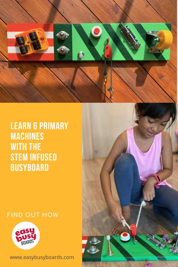 how to buy a busyboard with STEM primary machines