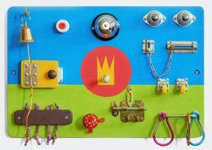 make busy board in a busy board builder by easy busy boards