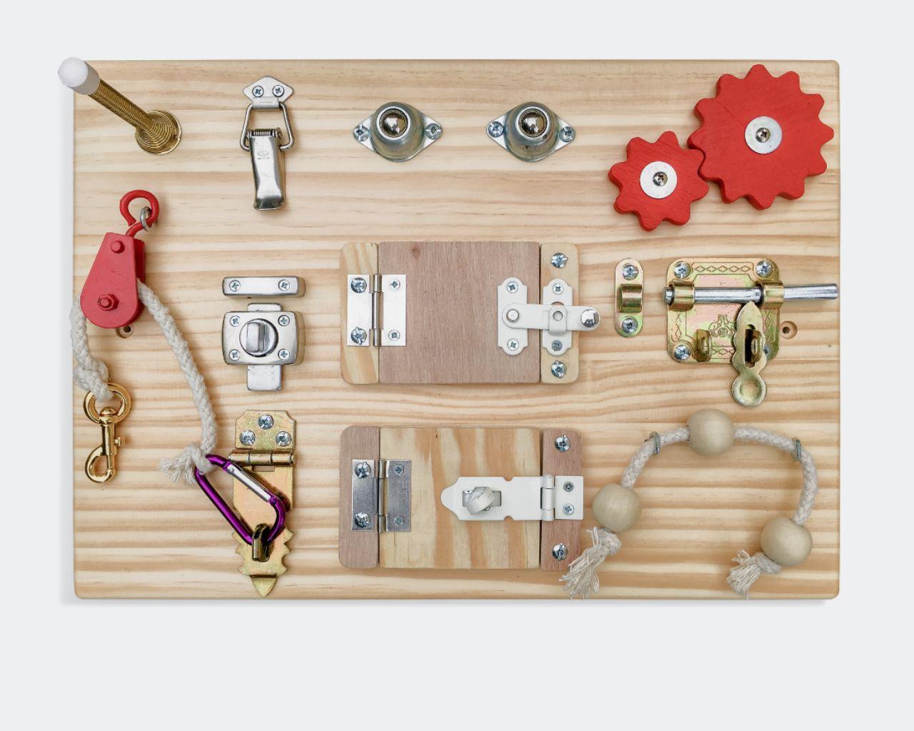 make your custom design in Easy Busy Board Builder